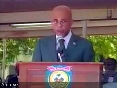 Haïti - Sécurité : Le Président Martelly parle de recruter des milliers de jeunes policiers