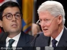 Haïti - Reconstruction : Moreno, Clinton en Haïti la semaine prochaine