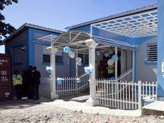 Haïti - Reconstruction : 7 nouveaux centres polyvalents pour le Sud-Est