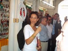 Haïti - Tourisme : La ministre du tourisme et des investisseurs vénézuéliens visitent Jacmel