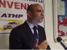 Haïti - Social : Lamothe a rencontré des chauffeurs de taxi Haïtiens de Paris
