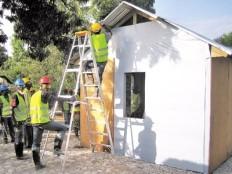 Haïti - humanitaire : Abris transitoires, la vrai réalité au delà des discours