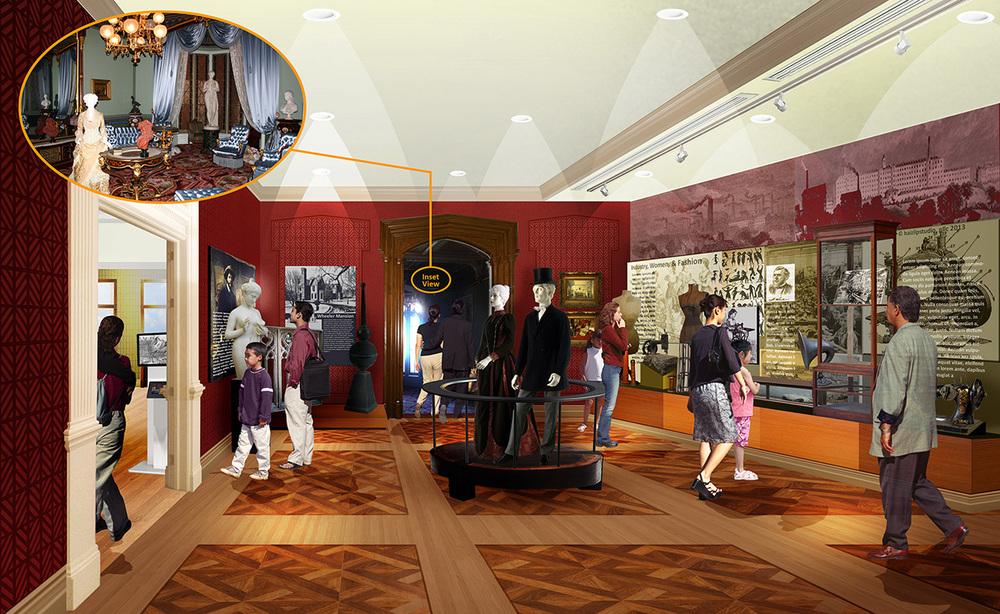 Barnum Museum Haizlip Studio