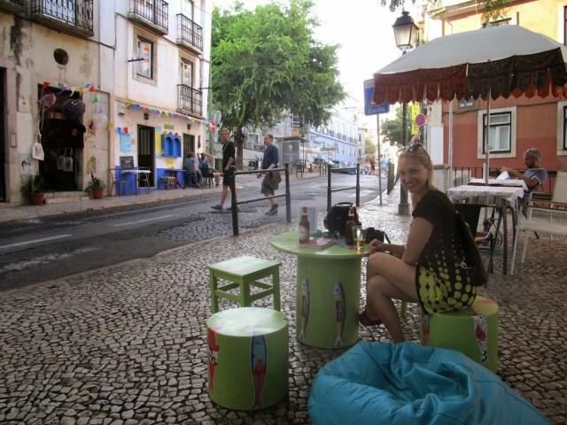 Alfama Lisbon Portugal (Hajdi-Hajducica)