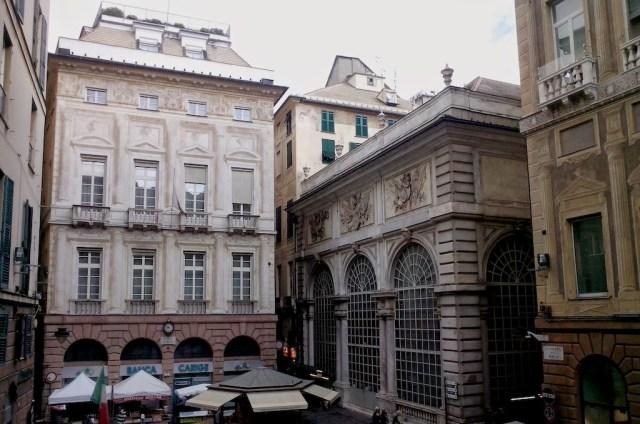 Genova (Liguria-Italia) -Hajdi, Hajdučica