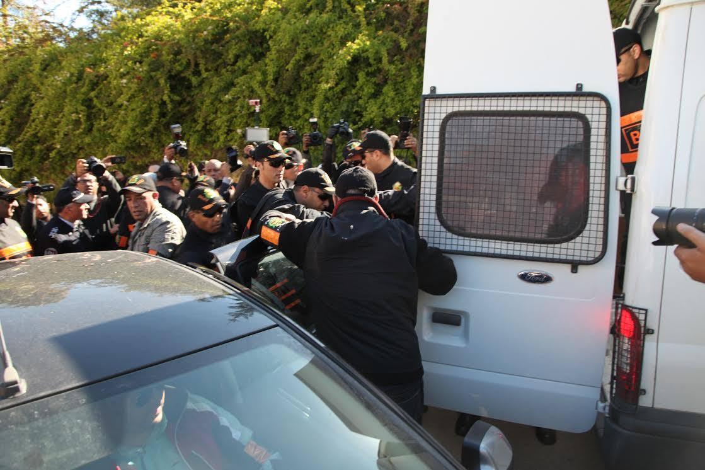 على طريقة أفلام الأكشن : رجال الخيام يعيدون تمثيل جريمة قتل البرلماني مرداس رميا بالرصاص