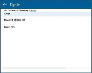 Collector_for_Arcgis_Windows_10_Error