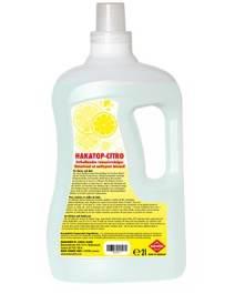 Nettoyant intensif au citron