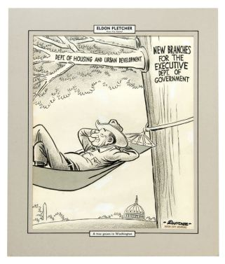 Image result for housing and urban development cartoon