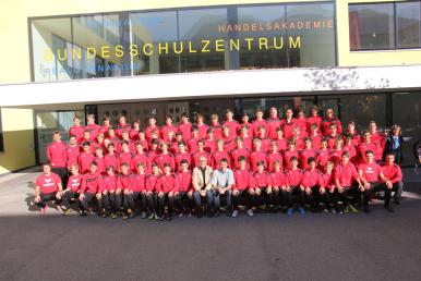 Fußball und Schule an der HAK/HAS Bad Ischl