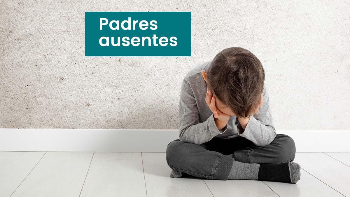 En este momento estás viendo Padres ausentes generan consecuencias, dales tiempo de calidad