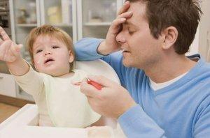 """La necesidad de """"desahogo"""" para los padres…"""