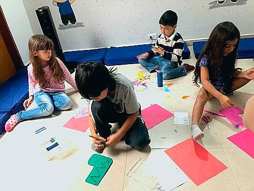 Talleres psicológicos para niños en Medellín