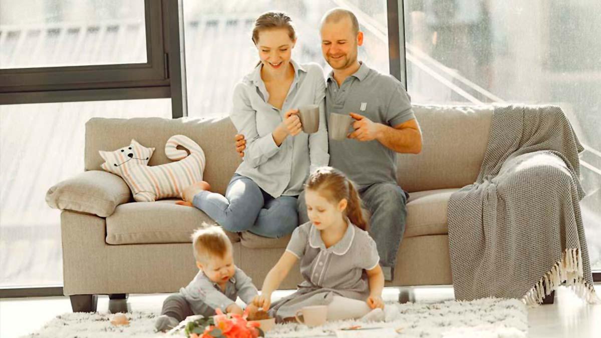En este momento estás viendo Qué es la familia para los niños y su importancia