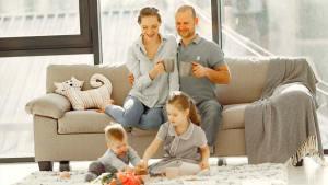 Lee más sobre el artículo Qué es la familia para los niños y su importancia