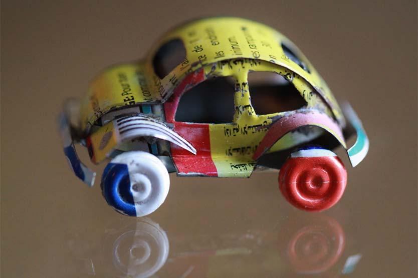 ¿Qué es reciclar para niños? Creación de 10 juguetes y objetos