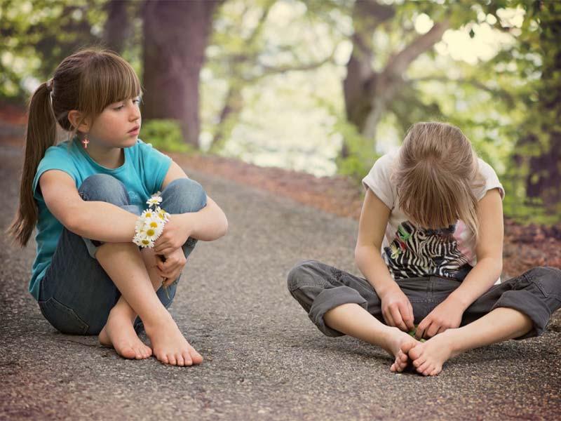Presta atención a los cambios de conducta en los niños