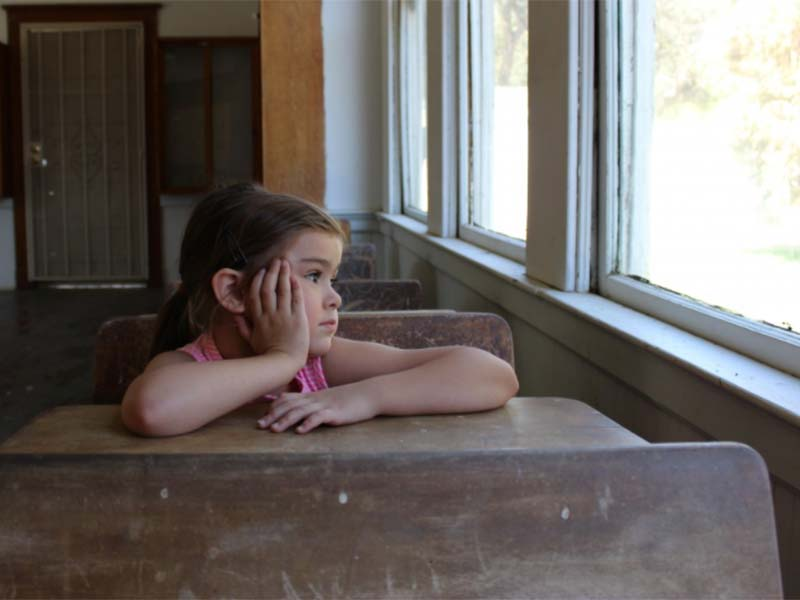 La ansiedad ocasiona problemas de conducta en los niños