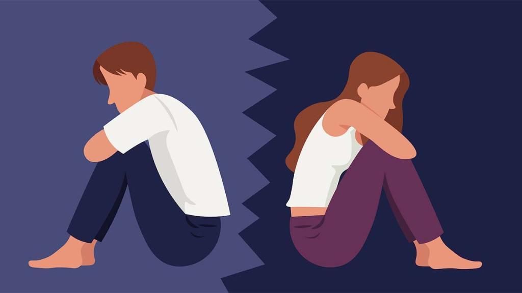 Como resolver los problemas de pareja