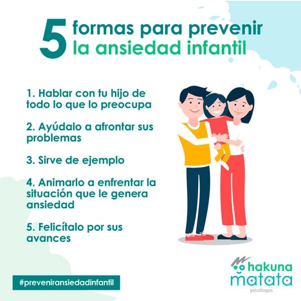 5 formas de prevenir