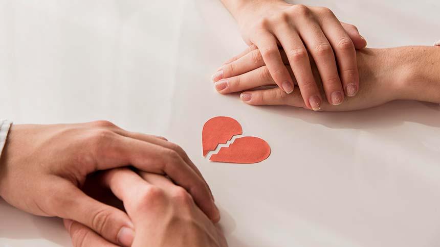 Terapia de divorcio