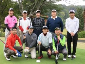 34期ゴルフ