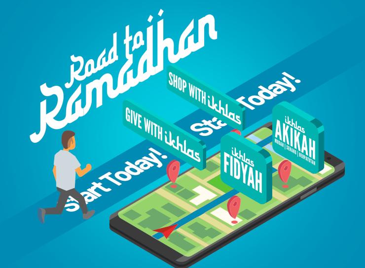Ikhlas lanuches Ramadan campaign