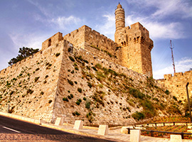 2-Night Jordan and Holy Land Tour