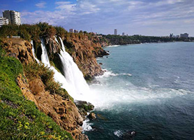 Full Day Antalya City and Waterfall Tour