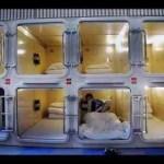 capsule hotels in tokyo