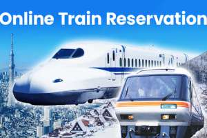 Now You Can Book Shinkansen (Bullet Train) Tickets Online