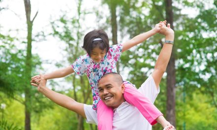 5 Benefits Of Having A Present Father In A Child's Life