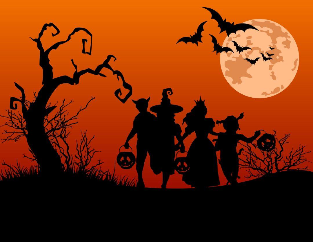 halloween trick or treat image
