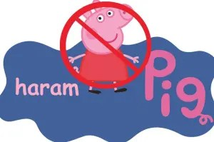 Muslim launches Peppa Pig ban campaign after son announces he wants to be a hog