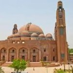 Grand Jamia Mosque: A Fusion of Traditional Islamic Architecture and Pakistani Culture
