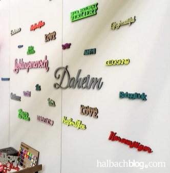 halbachblog: Halbach Seidenbänder unterwegs auf der Suche nach den Kreativ Trends