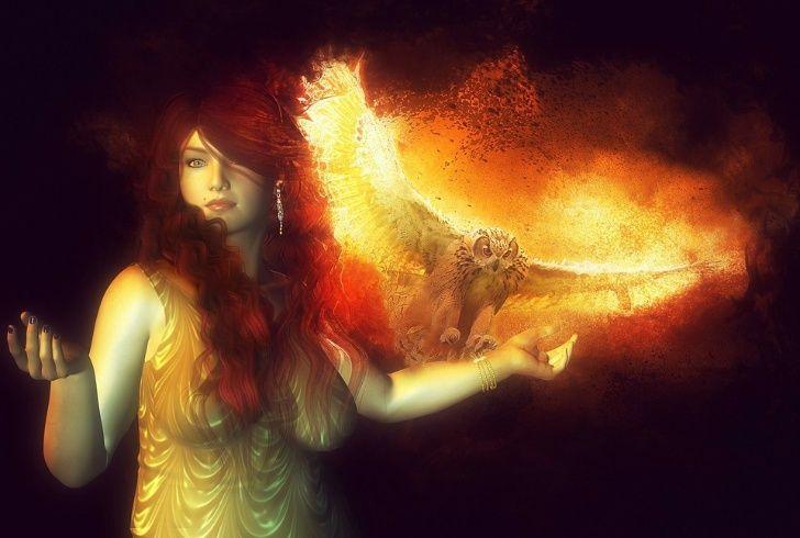 Lechuza fuego