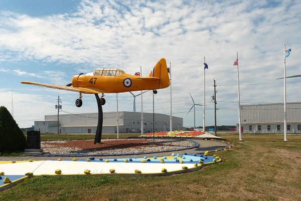 RCAF No. 6 Dunnville Museum