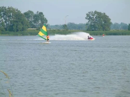 Haldimand County residents enjoying the many watersports available in their community