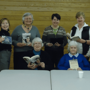Dunnville Library Book Club
