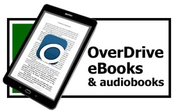 Link to OverDrive ebooks and digital audiobooks download site