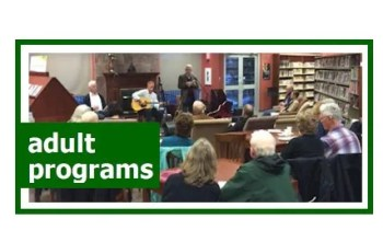 Link to Adult Library Programs