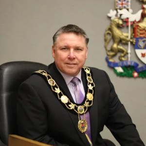 Mayor - Ken Hewitt
