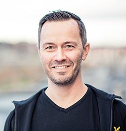 Jarle Skogheim Utvecklare CEO Haldor