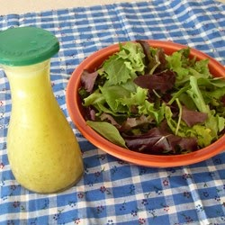 Salad – Sweet And Sour Dressing