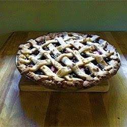Desserts – Three Berry Pie