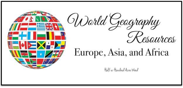 World-geography