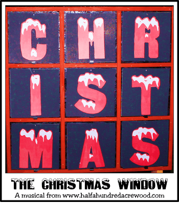 The Christmas Window, a Christmas Musical