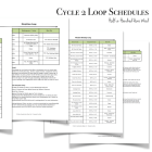 Loop Schedules