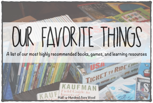 Our Favorite Things: Favorite Family Favorites